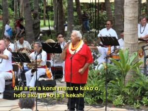 ʻĀhaʻi ʻŌlelo Ola – December 6, 2009