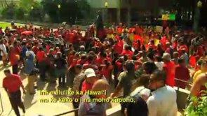 Hawaiian Vote