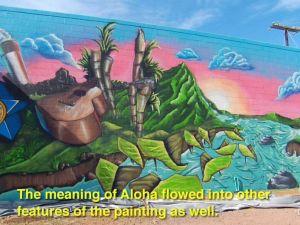 Highway Inn Mural