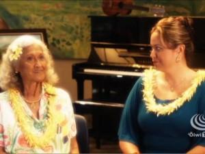 """Nā Momi Hoʻoheno- Leianaikaroselaniomaui """"Leiana"""" Long Woodside"""