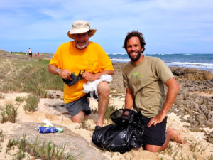 Sustainable Coastlines: Kahuku Beach Cleanup