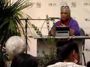 Dr. Pualani Kanakaʻole Kanahele Keynote Address