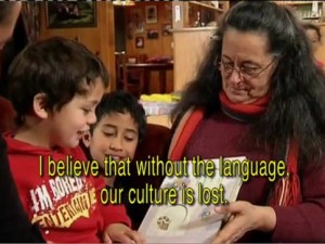 Indigenous Insight – Keeping Language Alive