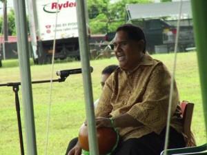 O'Brian Eselu – Ke Kai O Kahiki – ʻAha Kāne 2010