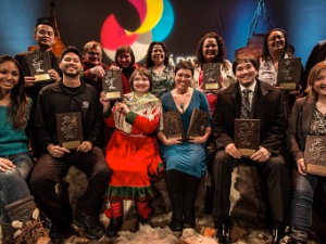 Inaugural World Indigenous Journalism Awards (WITBC 2012)