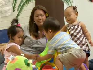 Helping Babies Grow
