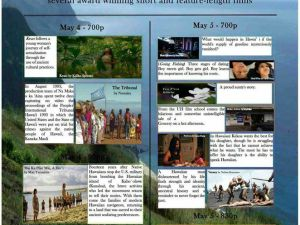 Kumu Kahua Theater Kicks off Maoli Arts Month with a Film Festival