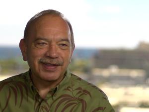 Meet the Native Hawaiian Roll Commission: Gov. John Waiheʻe