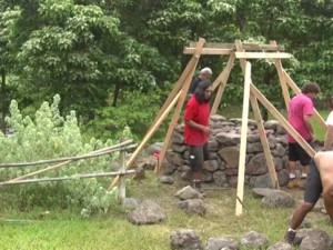ʻAha Kāne 2012: Kuahu- Building with Ancient Knowledge