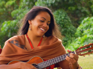 Hāwane Rios Remains Culturally Grounded Through Music