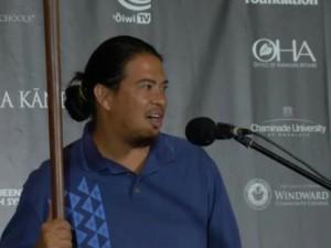 ʻAha Kāne 2012-Kākāʻōlelo