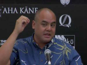 ʻAha Kāne 2012-Papa Ha'i Ōlelo