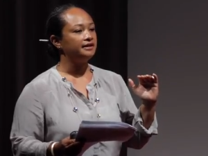 Sustaining the Continuum of Inter-generational Knowledge: Mahina Paishon-Duarte at #TEDxManoa