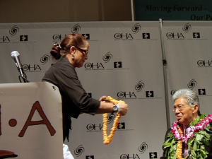 Senator Akaka Leaves a Legacy of Hawaiian Leaders