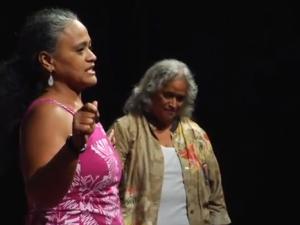 Mau a Mau – Continuum: Pualani Kanakaʻole Kanahele and Kekuhi Kanahele at #TEDxManoa