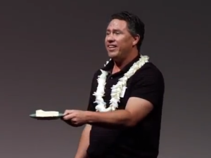 ʻĀina-Based Learning in the 21st Century: Brandon Ledward at #TEDxManoa @KSNews