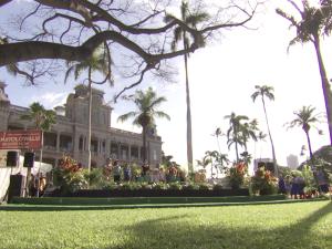 Huli-Ā-Mahi Celebration at ʻIolani Palace