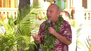 Governor John Waiheʻe Closing Speech
