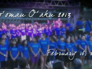 Hoʻomau 2013: 11 Pūnana Leo & Kula Kaiapuni Immersion Schools Perform