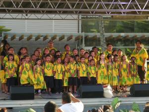 Hoʻomau 2013: Ke Kula Kaiapuni o Nānākuli