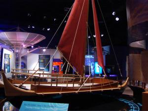 ʻImiloa: Voyaging to Global Knowledge