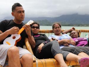 Pacific Islands Leadership Program on Hōkūleʻa