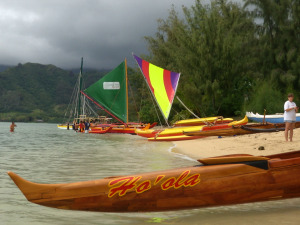 Carving the Waʻa Community