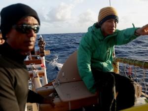 Focusing on Tahiti