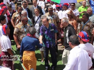 UN Secretary General on Hōkūleʻa
