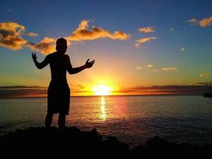Native Hawaiian Navigates Oceans and Scholastic Success
