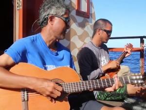 Worldwide Voyage Music Video: Kuʻu Home o Kahaluʻu