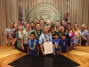 2019 Year of Indigenous Language Proclamation