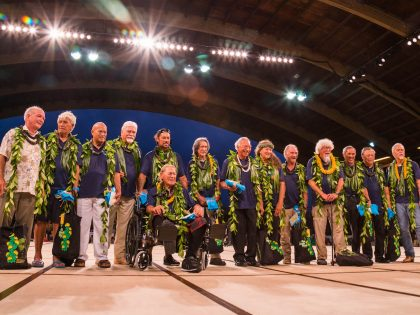 Photo Gallery: Merrie Monarch 2018 – Hōkūleʻa Tribute