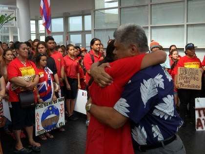 Kū Kiaʻi March from OHA to the State Capitol: FULL VERSION