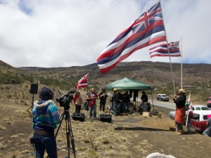 PHOTOS: Behind the Scenes on Maunakea