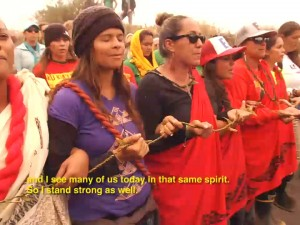 Maunakea protectors rally to stop construction