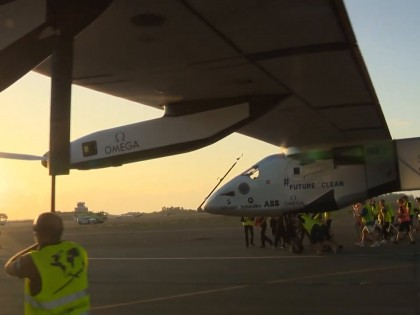 Solar Impulse 2: A Worldwide Voyage in the AIr