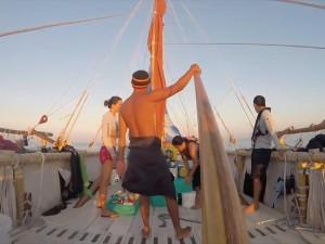 Hōkūleʻa Darwin to Bali Quickcap