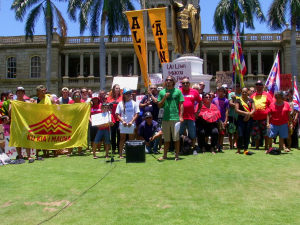 Kapu Aloha 101: Ke Kula o Maunakea