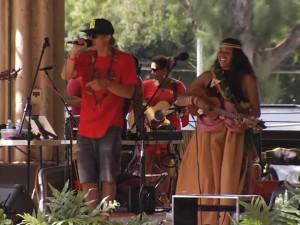 "Aloha ʻĀina Unity March | Hāwane Rios: ""Warrior Rising"" with Lākea Trask"