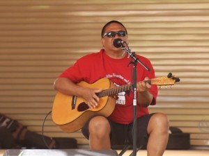 "Aloha ʻĀina Unity March | Ernie Cruz, Jr.: ""Stand Up"" with Jeff Rasmussen"