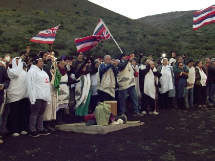 Hawai'i Supreme Court Halts TMT Construction