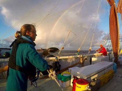 Heidi Sails Home