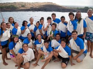 Hālau Kū Māna Voyage 2016