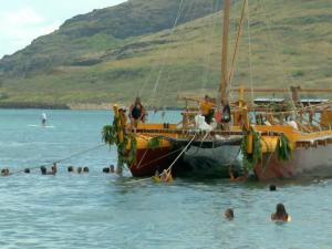 Hānau ʻIa ʻo Nāmāhoe: A Canoe for Kauaʻi