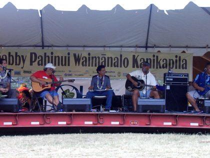 2016 Gabby Pahinui Waimānalo Kanikapila – Part 6