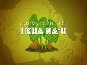 Hoʻomau Oʻahu 2017