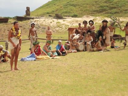 Worldwide Voyage | Rapa Nui Arrival: Kaleo Wong