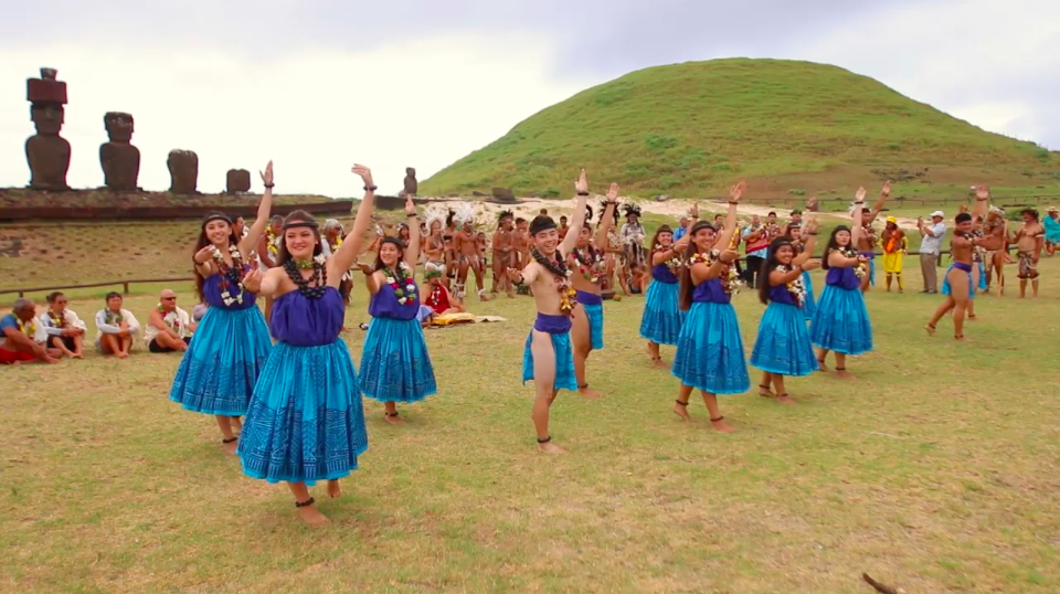 Worldwide Voyage | Rapa Nui Arrival: Nāhiku Performances