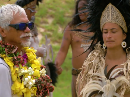 Worldwide Voyage | Rapa Nui Arrival: Billy Richards